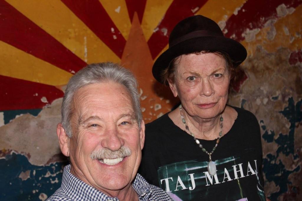 Steve Smelser & Margo Wollenberg