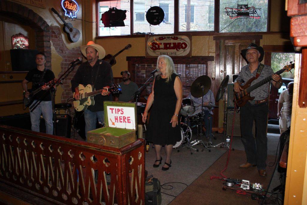 Steve Drew, Pat Gahn, Gayle Gahn and Frank Tornoe