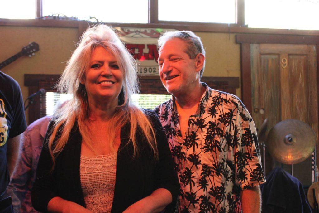 Sue Sargent and Phil Yossem